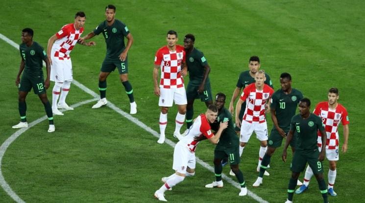 Хърватия не остави шанс на Нигерия и оглави групата (видео)