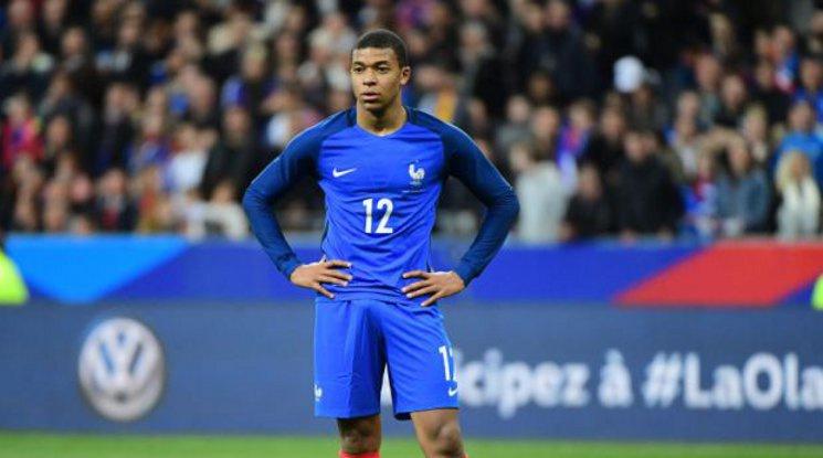 Мбапе - най-младият французин на голям форум