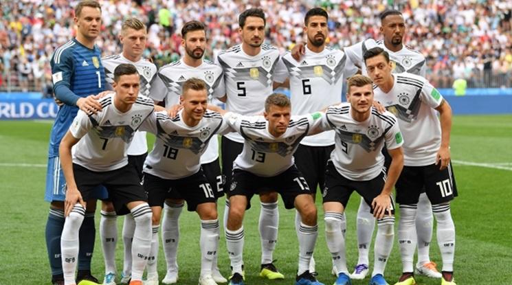 Германия с първа загуба на старта от 36 години насам