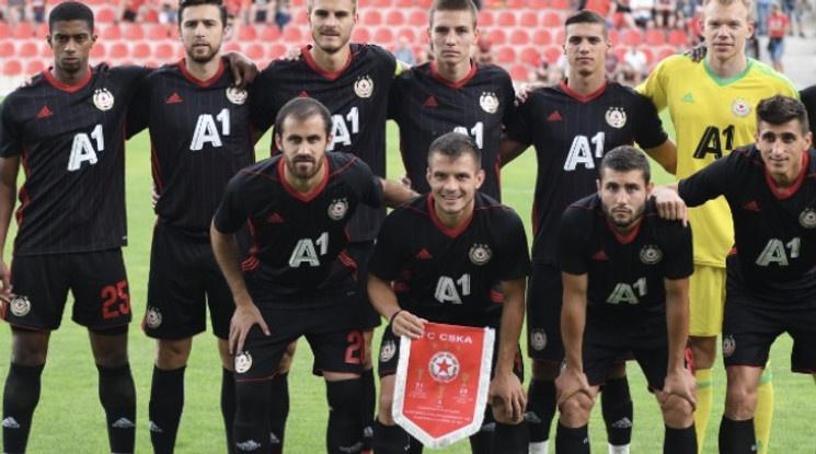 ЦСКА стартира летните контроли, Ел Маестро дебютира с победа начело на армейците (видео)