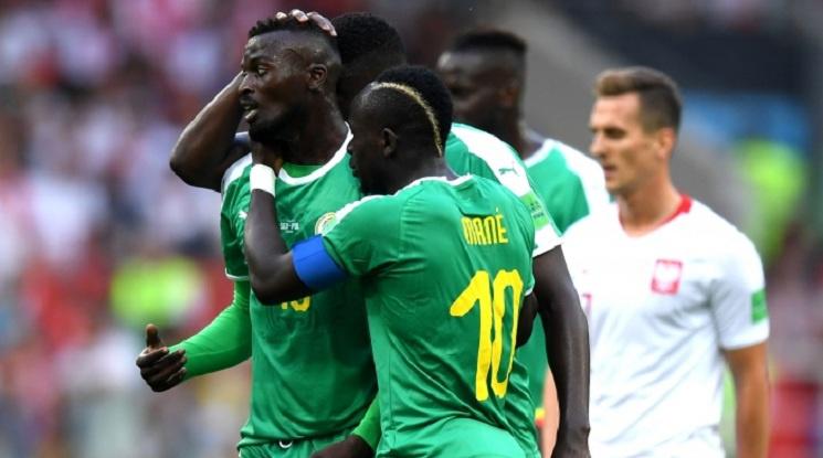 Груповата фаза завърши с успех на Сенегал над Полша (видео)