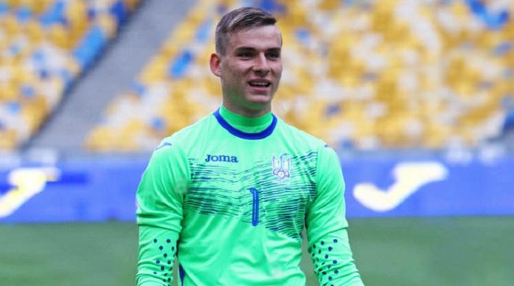 Реал Мадрид привлича млад украински вратар
