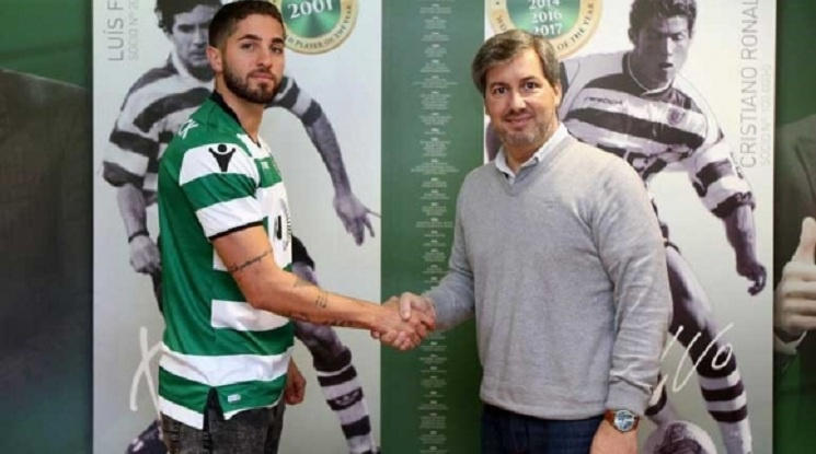 Официално: Дунав продаде играч на Спортинг Лисабон