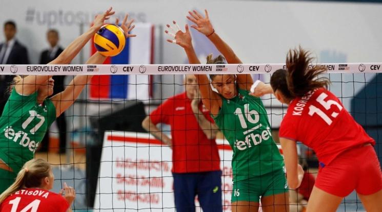 България започна ударно битката за място във Волейболната лига на нациите