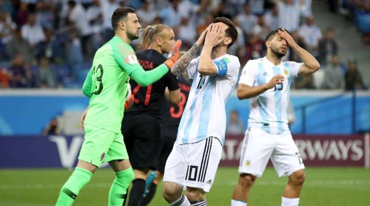 Пълен крах за Аржентина! Храбри шахматисти разбиха Меси и компания с 3:0 (видео)