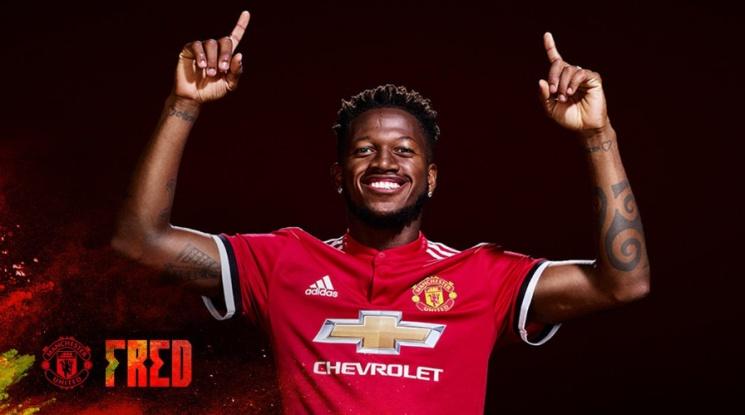 Официално: Ман Юнайтед финализира трансфера на Фред