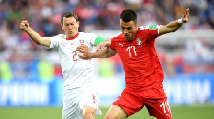 Швейцария обърна Сърбия за първа победа (видео)