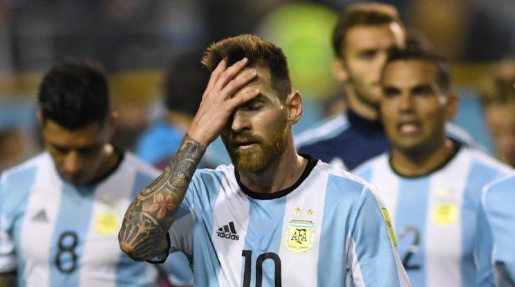 Аржентинските футболисти сами ще изберат състава за мача с Нигерия