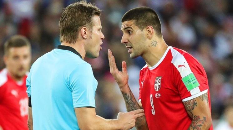 """Сърбия обвини ФИФА в """"брутален и режисиран грабеж"""""""