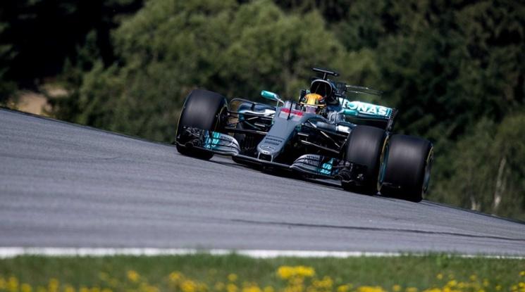 Хамилтън спечели Гран при на Франция