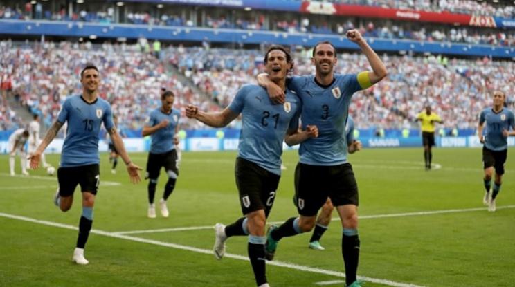 """Уругвай приземи Русия след класика на """"Космос Арена"""" (видео)"""