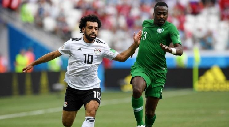 Саудитска Арабия победи Египет в мач на честта (видео)