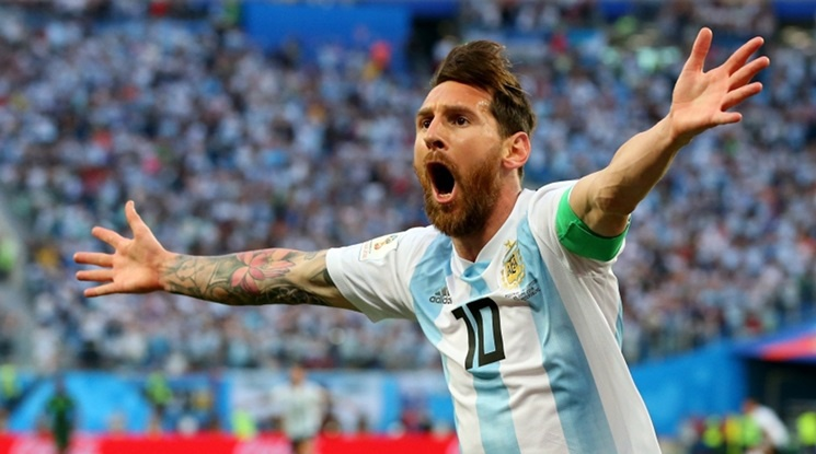 Невероятна драма! Аржентина е на осминафинал! (видео)