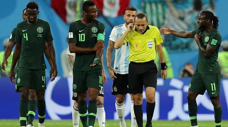 Нигерийците бесни: Не стана ясно защо съдията не даде втора дузпа