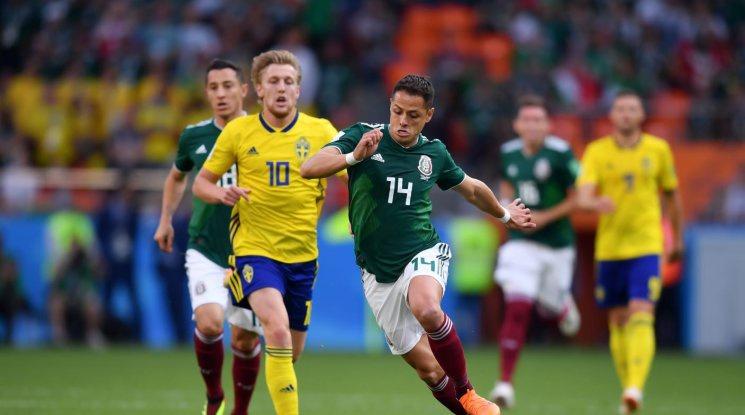 Швеция изнесе лекция на Мексико, двата тима продължават напред (видео)