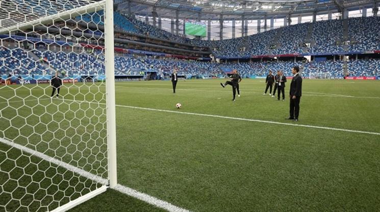 Спираща дъха драма с дузпи! Триумф за хърватите! (видео)