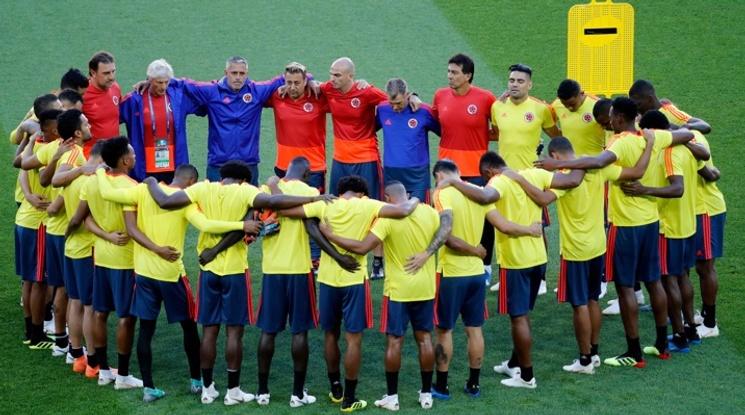 Англия и Колумбия в битка за 1/4-финалите