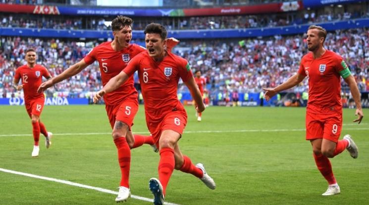 Добрата стара Англия е на полуфинал! (видео)