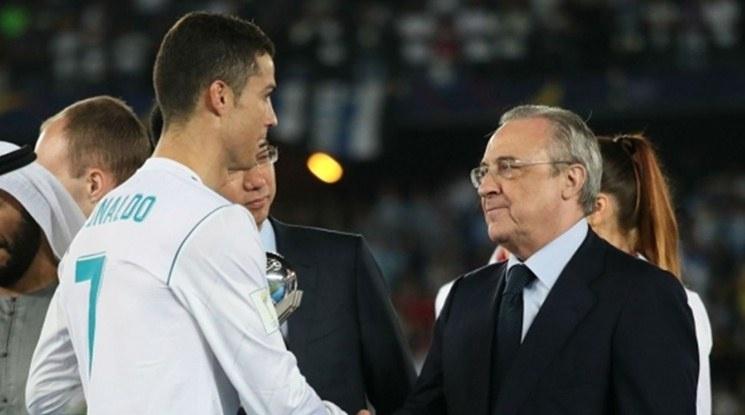 Перес реши кой ще е новият номер 7 на Реал Мадрид