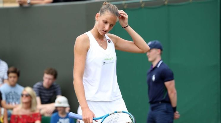 Нито една тенисистка от топ 10 не остана в схемата на Уимбълдън
