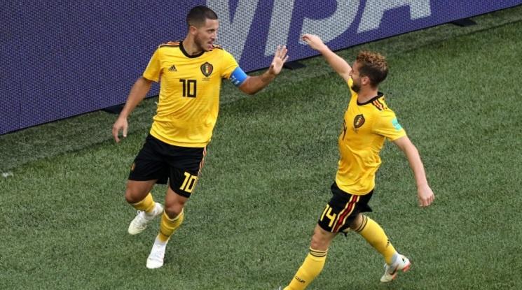 Белгия надви Англия и взе бронза на Световното (видео)