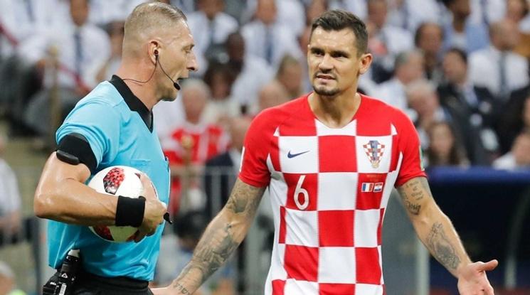 Ловрен: Бяхме по-добри от Франция, те не играха футбол