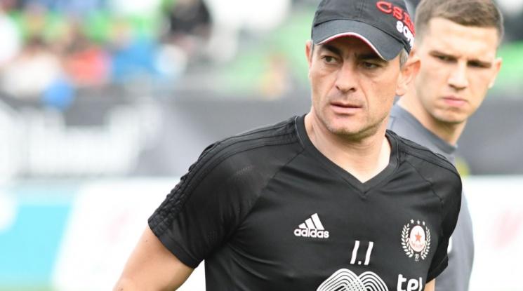 Ивайло Иванов се завръща в Академия ЦСКА