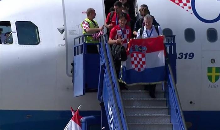 Над сто хиляди хървати посрещнаха героите си