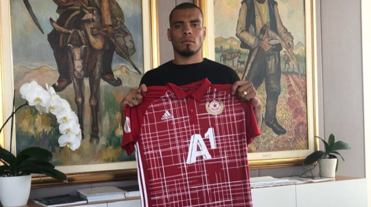 Бразилския гранд получава €100 000 от ЦСКА