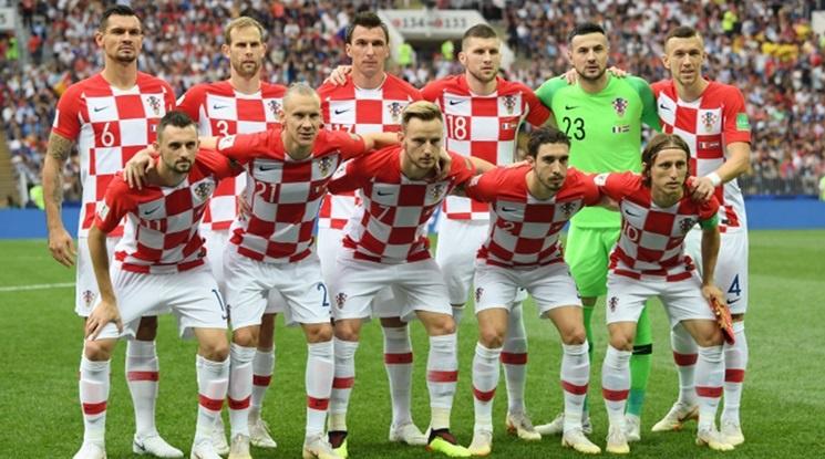 Хърватските национали дариха 23 милиона евро премия на детска фондация