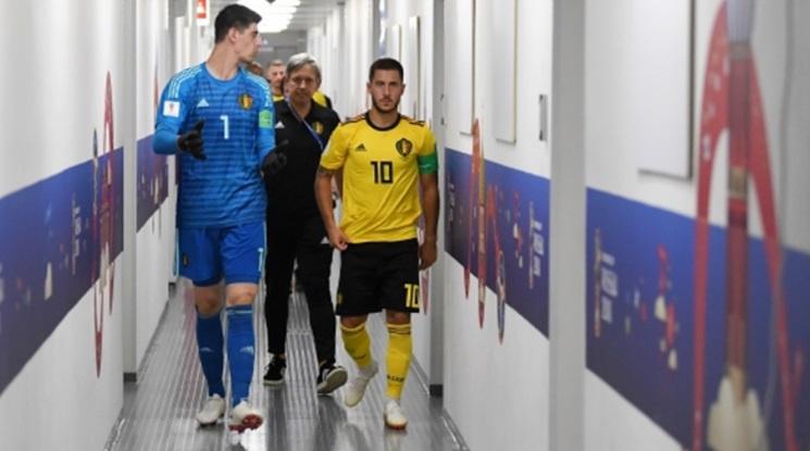 Челси дава 30 милиона паунда за заместник на Куртоа