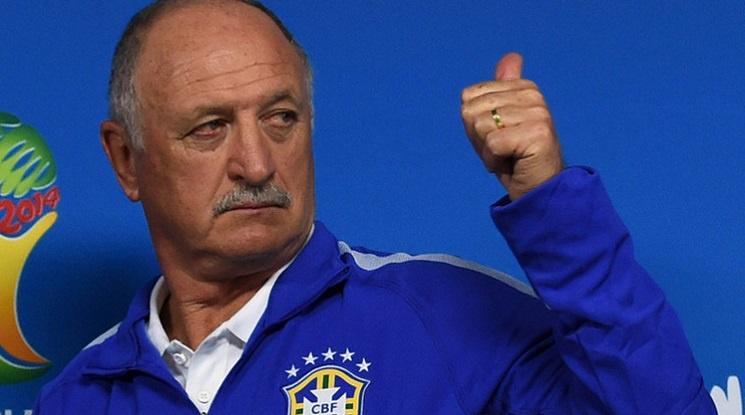 Сколари стана треньор на Палмейрас за трети път