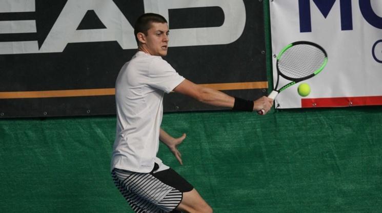 Александър Лазаров спечели титлата в Грузия