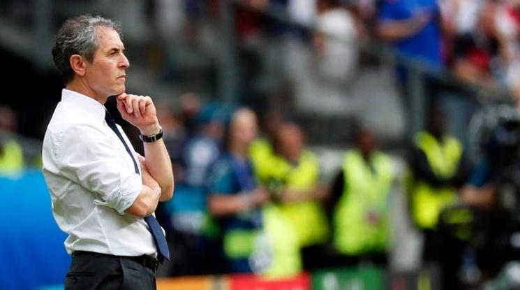 Базел смени треньора след отпадането от ШЛ