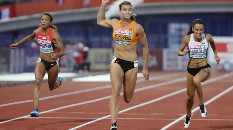 Ивет Лалова завърши пета във финала на 200 метра