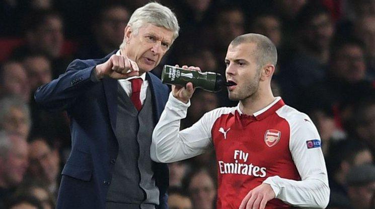 Уилшър: Венгер не напусна Арсенал по собствено желание, уволниха го