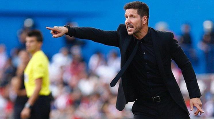 Симеоне вече е треньор №1 в историята на Атлетико
