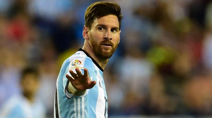 Меси отново напусна националния отбор на Аржентина