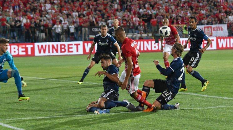 ЦСКА напусна евротурнирите след ново поражение от Копенхаген (видео)