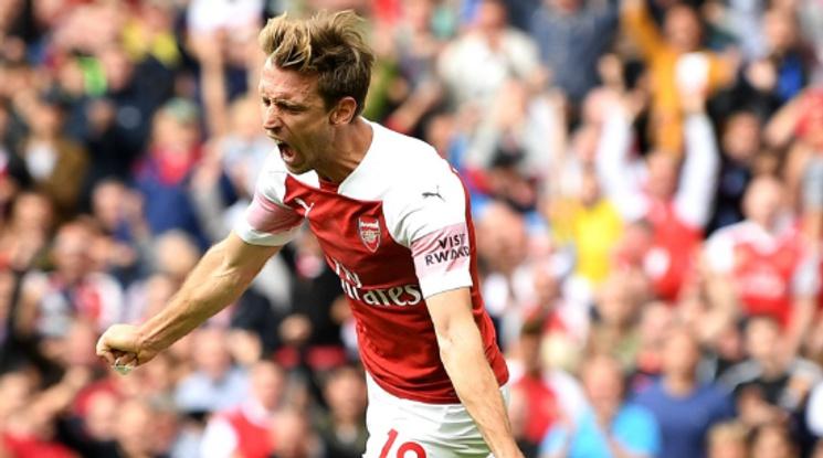 Арсенал с първа победа под ръководството на Емери (видео)