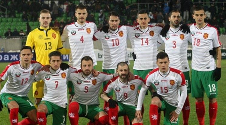 """Пълният състав на България за първите ни два мача от """"Лигата на нациите"""""""