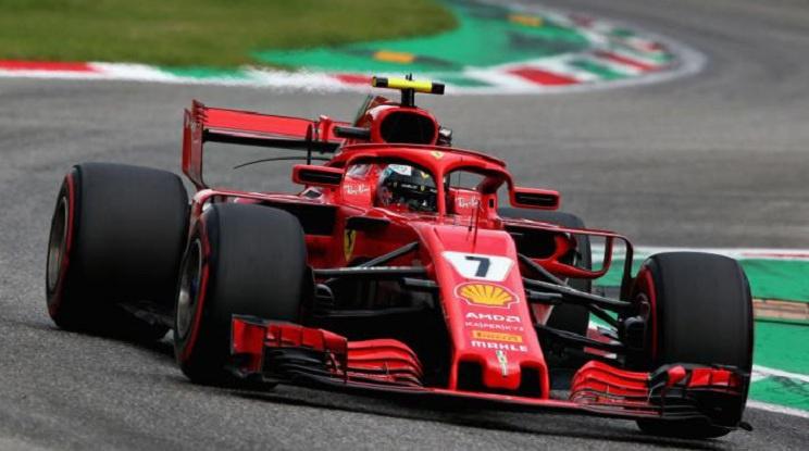 """Ферари стартират от първа позиция на """"Монца"""""""