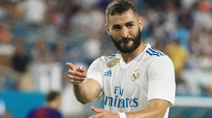 Реал Мадрид 4-1 Леганес (репортаж)