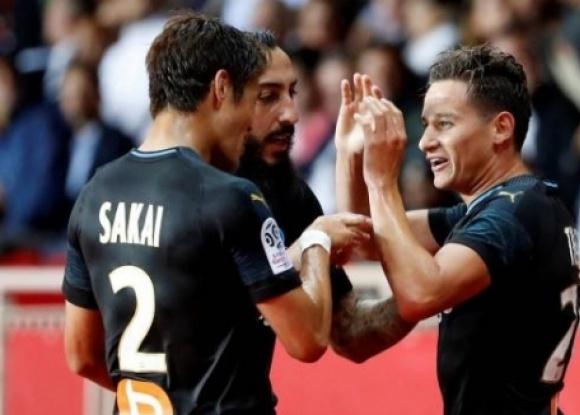Монако 2-3 Олимпик Марсилия (репортаж)