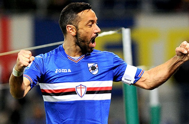 Сампдория 3-0 Наполи (репортаж)