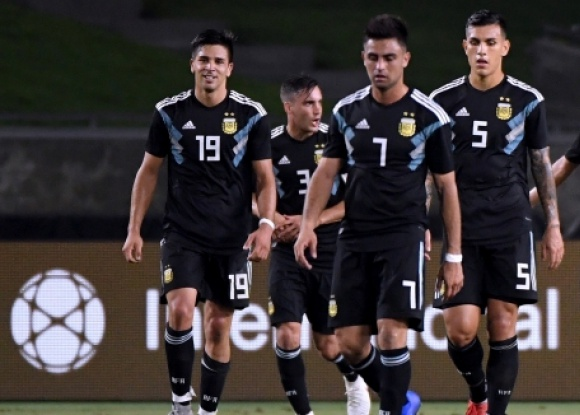 Аржентина 3-0 Гватемала (репортаж)