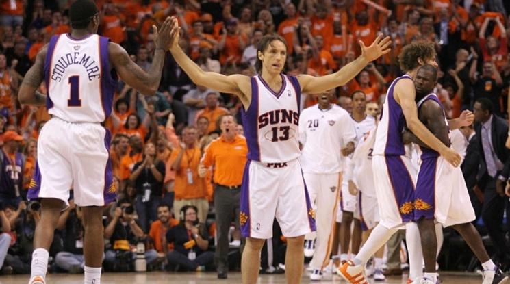 Неш, Алън, Кид и Хил влизат в Залата на славата на НБА