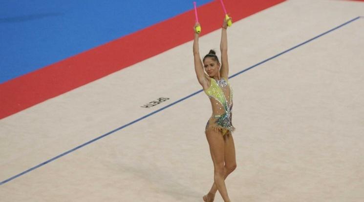 Българските гимнастички с първа официална тренировка преди Световното първенство