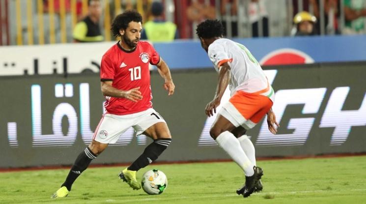 Салах с два гола в първия мач на Египет след Мондиала