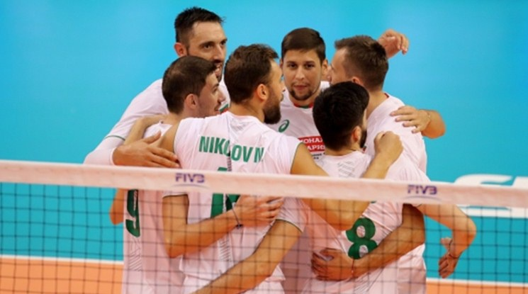 Силно начало за България на световното по волейбол